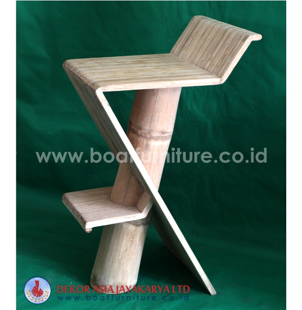 Bar Chair Bamboo